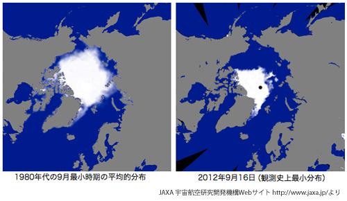 北極の氷が減り、欧州への北極海航路が開ける。「世界の氷が消える日」を考える