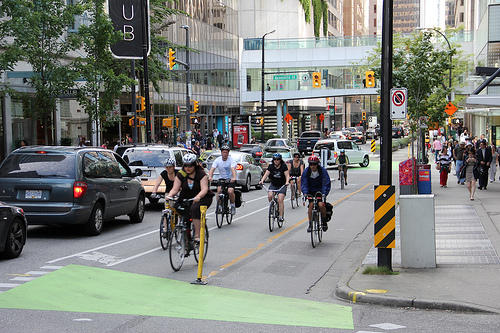 【世界からのニュース】バンクーバーとサンフランシスコ:「自転車レーンが小売店の収益を押し上げる」