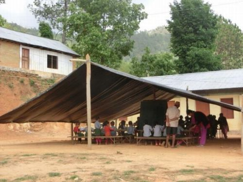 ネパールの学校復興のご協力お願い