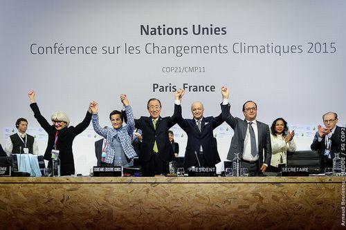 「世界平均気温は上昇を続け「+1℃」到達:COP21の背景にある「+2℃」目標の意味とは?」