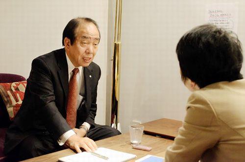 経済的豊かさの先にめざす成長と幸福のあり方を考えよう~元新潟県知事の平山征夫さんへのインタビュー