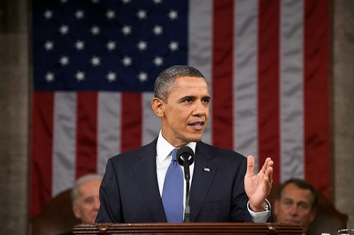 気候変動に取り組むオバマ米大統領