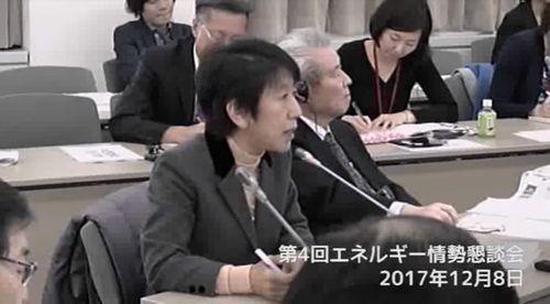 エネルギー情勢懇談会・第4回レポ!