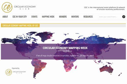サーキュラーエコノミーに関するグローバル・データベースができています